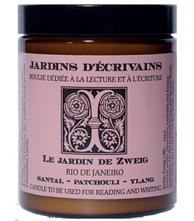 Jardins d'Ecrivains Le jardin de Zweig