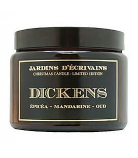 Jardins d'Ecrivains Le jardin de Dickens