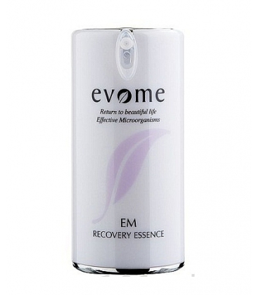 Восстанавливающая эссенция для лица Recovery Essence Evome