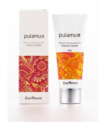 Восстанавливающий крем для рук Pulamu Hand cream Evome