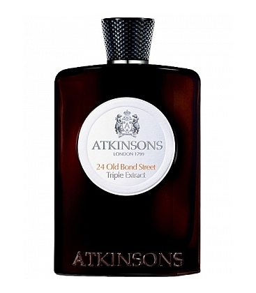 24 Old Bond Street Triple Extract Atkinsons London 1799