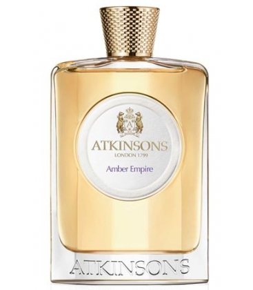 Amber Empire Atkinsons London 1799