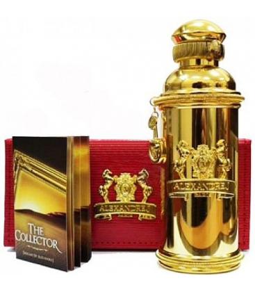 Golden Oud Alexandre. J