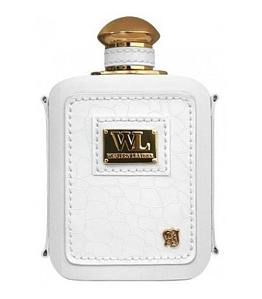 Western Leather White Alexandre. J