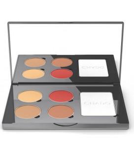 Chado Палетка для структурирования лица от светлых до средних оттенков Cream Texture