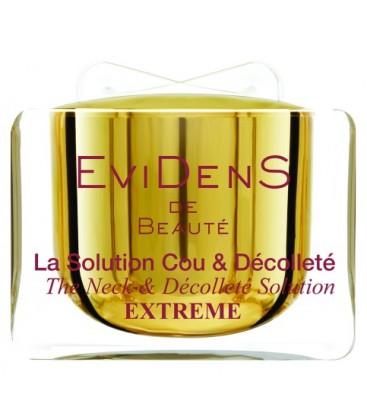 Серия Extreme: Концентрат для шеи и декольте EviDenS de Beaute