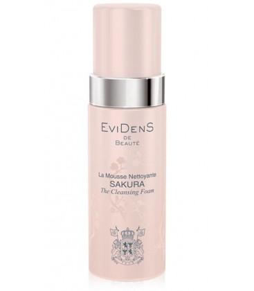 Очищающий мусс для сохранения молодости кожи EviDenS de Beaute
