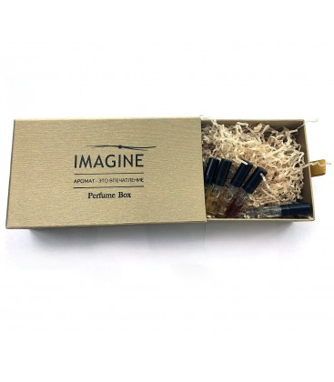 IMAGINE Perfume Box - набор сэмплов ароматов