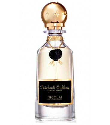 Patchouli Sublime Parfums de Nicolai