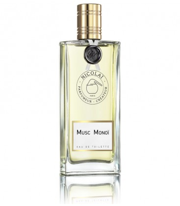 Musc Monoi Parfums de Nicolai