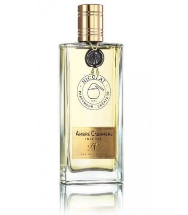 Ambre Cashmere Intense  Parfums de Nicolai