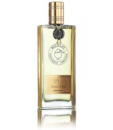 Incense Oud Parfums de Nicolai