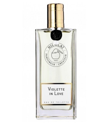 Violette in Love Parfums de Nicolai