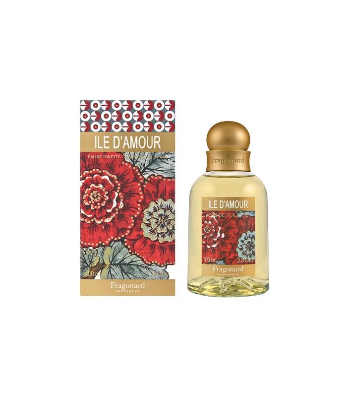 Ile D Amour Fragonard купить духи парфюм в интернет магазине