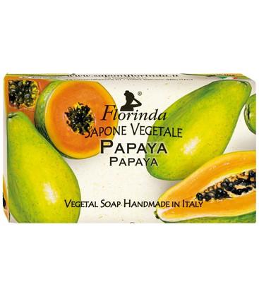Мыло Florinda Papaya / Папайя Florinda