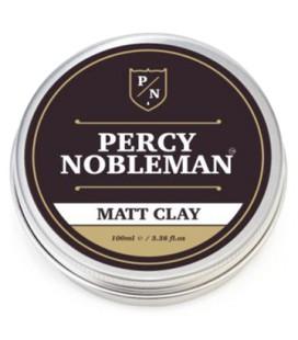 Percy Nobleman Matt Clay / Матовая глина для укладки волос