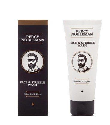 Face and Stubble Wash / Средство для умывания лица и бороды Percy Nobleman