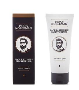 Percy Nobleman Face and Stubble Moisturiser / Увлажняющее средство для лица и бороды