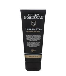 Percy Nobleman Caffeinated Shampoo & Body Wash / Шампунь и средство для мытья с кофеином