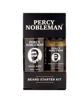 Percy Nobleman Beard Starter Kit / Пробный набор для бороды