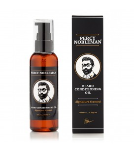 Percy Nobleman Beard Oil / Масло для бороды