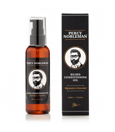 Beard Oil / Масло для бороды Percy Nobleman