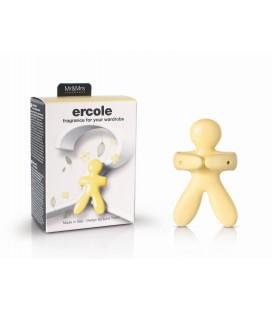Mr&Mrs Fragrance Ароматизатор для гардероба ERCOLE Comfort Woody Комфортный древесный (желтая пастель)