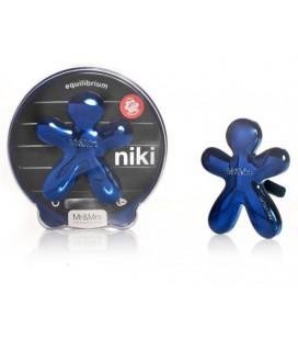 Ароматизатор для авто Niki EQUILIBRIUM (цвет синий)