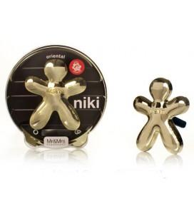 Mr&Mrs Fragrance Ароматизатор для авто ORIENTAL / Восточный (цвет золотистый)