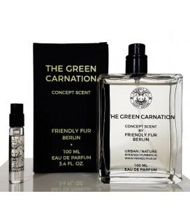 The Green Carnation Friendly Fur