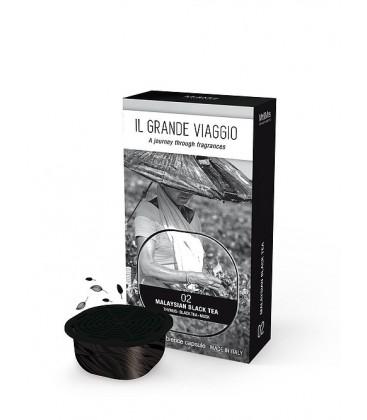 Аромакапсула для GEORGE: Путешествие №2 Malaysian Black tea / Малазийский черный чай Mr&Mrs Fragrance