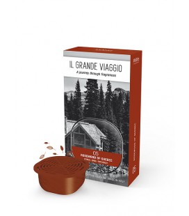 Аромакапсула для GEORGE: Путешествие №5 Rosewood of Quebec / Палисандр Квебека Mr&Mrs Fragrance