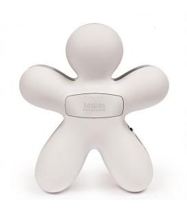 Аромадиффузор капсульный GEORGE BLUETOOTH матовый белый