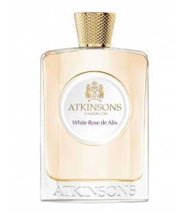 Atkinsons London 1799 White Rose de Alix