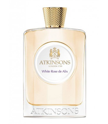 White Rose de Alix Atkinsons London 1799