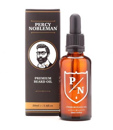 Премиальное масло для бороды Original Beard Oil  Percy Nobleman