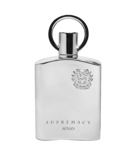 Supremacy Pour Homme Silver Afnan