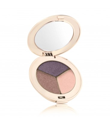 Тени для век тройные PurePressed® Eye Shadow Triple Jane Iredale