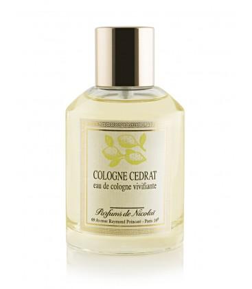 Cologne Cedrat Parfums de Nicolai