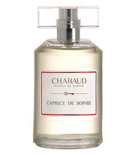 Chabaud Maison de Parfum Caprices De Sophie