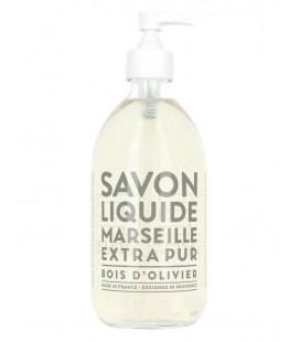 Compagnie de Provence Жидкое мыло для тела и рук Bois D' Olivier/Olive Wood