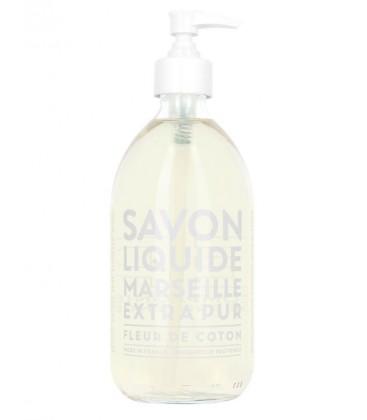 Жидкое мыло для тела и рук Fleur De Coton/Cotton Flower Compagnie de Provence