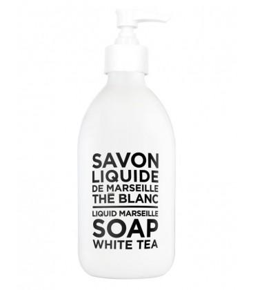 Жидкое мыло для тела и рук The Blanc/White Tea Compagnie de Provence