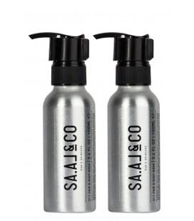 Гель для тела и волос в дорожном формате SA.AL&CO