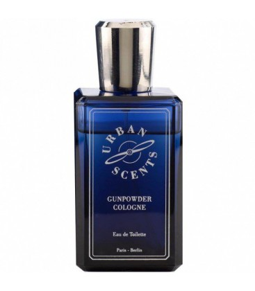 Gunpowder Cologne Urban Scents