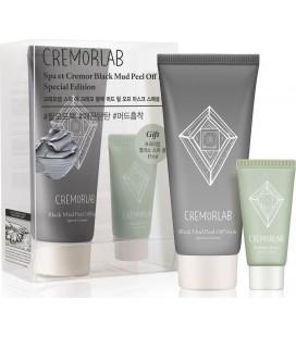 Cremorlab Маска-пленка Cremorlab очищающая, на основе глины + подарок