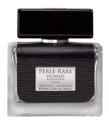 PERLE RARE HOMME BLACK EDITION Panouge