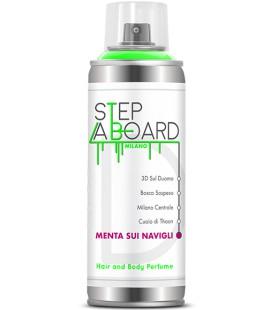 Step Aboard Menta Sui Navigli