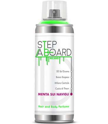 Menta Sui Navigli Step Aboard