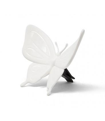 Аромадекор для авто и дома Бабочка белый / Cucumber Mr&Mrs Fragrance